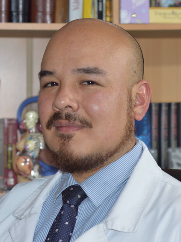 Dr. Edgar Israel Herrera